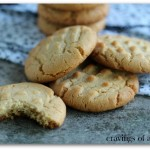 Momzie's Peanut Butter Cookies