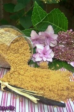 Vanilla Brown Sugar – Experiment # 4