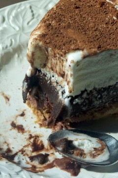 Ice Cream Torte by Cravings of a Lunatic