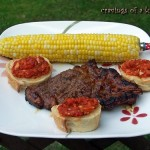 Steak Saturdays- Super Easy Rib Steak