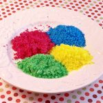Coloured Sugars