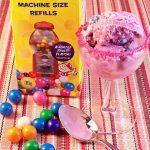 Bubblicious Bubblegum Ice Cream #icecreamsundays
