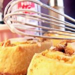 Maple Syrup Cinnamon Rolls…In Late! Vintage Recipe Swap!