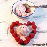 Raspberry Ice Cream #icecreamsundays