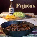 Steak Fajitas- Lunatic Style