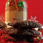 Chocolate and Peanut Butter Cookies: Guest Posting at Mom's Crazy Cooking