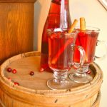 Spiced Holiday Punch- Guest Post by A Healthy Jalapeno