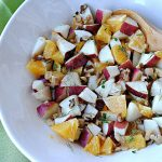 Apple, Orange and Fennel Salad: Guest Post by Eat Yourself Skinny