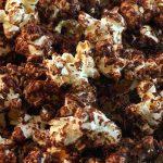 Chocolate Cake Popcorn