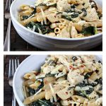 Chicken Caesar Pasta: Guest Post by Generation Y Foodie