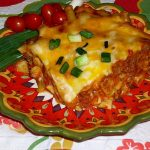 Southwestern Ziti Casserole: Guest Post by From Cupcakes to Caviar