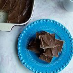 Nutella Rice Krispie Squares |Guest post by Hidden Ponies on Cravings of a Lunatic
