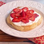 Strawberry Tarts: Guest Posting for the lovely Katherine Martinelli today!