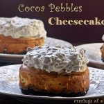 Cocoa Pebbles Cheesecake and my Caketastrophe Story
