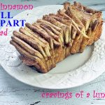 Cinnamon Pull Apart Bread for SRC