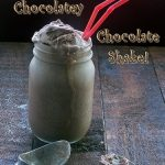 Extra Chocolatey Chocolate Milkshake