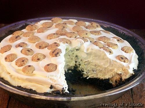 Cookie Crisp Ice Box Pie