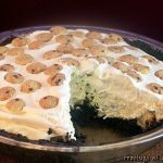 Cookie Crsip Ice Box Pie by Cravings of a Lunatic
