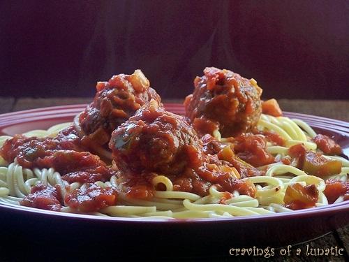 Mascarpone Meatballs