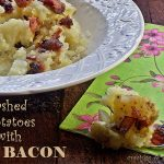 Smashed Potatoes with Bacon | Burning Down The Kitchen with Taking On Magazines aka The Mom Chef