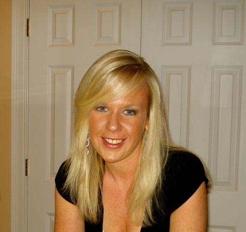Meghan from Buttercream Blondie