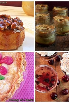 Dessert Recipes by Cravings of a Lunatic