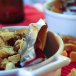 Frito Pie Mac and Cheese: Guest Post by The Girl in the Little Red Kitchen