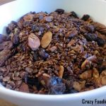 Homemade Granola: Guest Post by Crazy Foodie Stunts