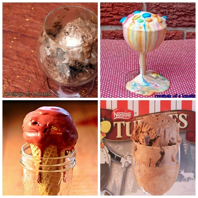 Ice Cream Recipes by Cravings of a Lunatic