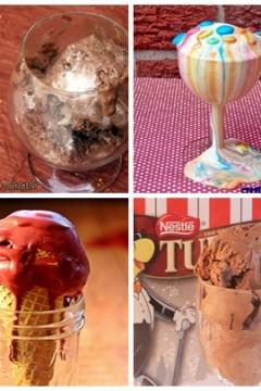 Lunatic's Top 10 Ice Cream Recipes for Ice Cream Sundays
