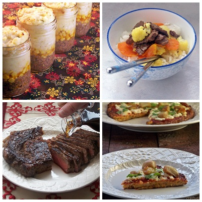 Main Course Recipes by Cravings of a Lunatic