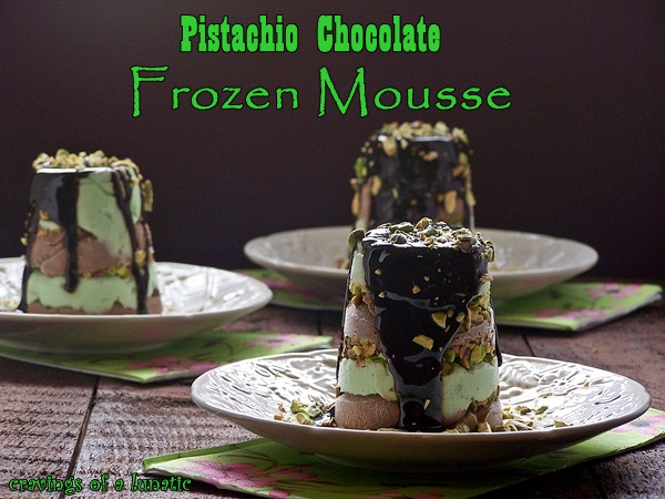 frozen mousse