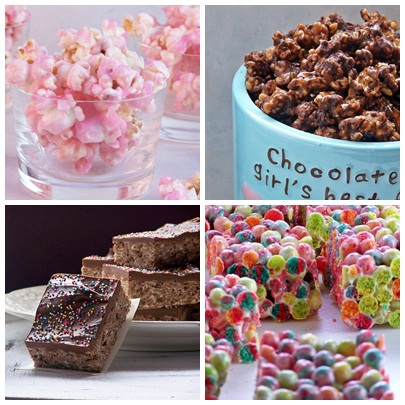 Top 10 Snack Recipes by Cravings of a Lunatic
