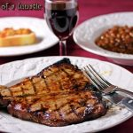 Give a Girl a Grill: T-Bone Steak