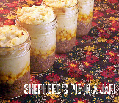 Shepherd's Pie in a Jar by Cravings of a Lunatic