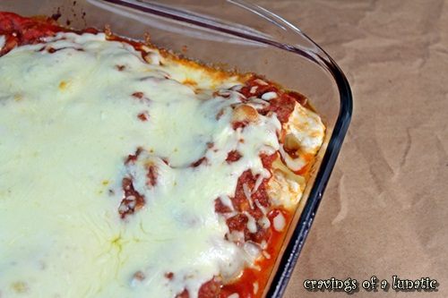 Easy 5-Ingredient Stuffed Shells Pasta Recipe- An easy 5 ingredient recipe for stuffed shells!