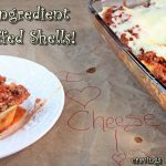 Stuffed Shells for #SundaySupper
