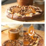 Turtle Cheesecake Pizza: Guest Post by Crumb