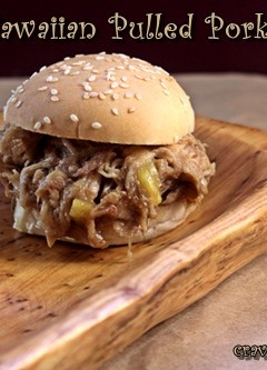 Hawaiian Pulled Pork to welcome back Slow Cooker Saturdays!