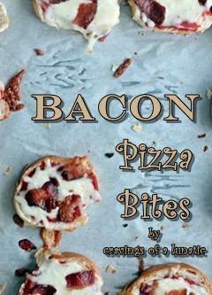 Bacon Pizza Bites
