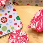 Peppermint Marshmallows are easy to make for the holidays. This marshmallow recipe tastes like peppermint candy canes.