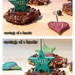 Turtle Thumbprint Cookies from cravingsofalunatic.com- These turtle thumbprint cookies are perfect for the holidays or any day you want a delicious treat!