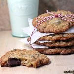 Coconut Chocolate Cookies | Burning Down The Kitchen with The Cooking Actress