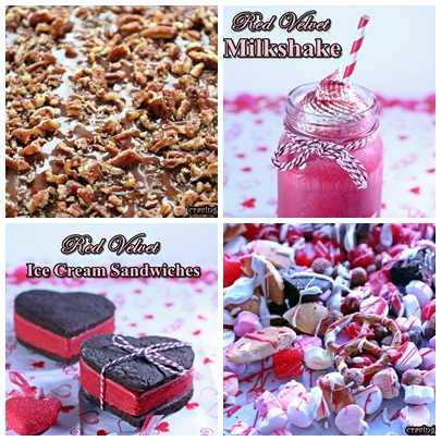 Valentine's Day Recipes 2013 from Cravings of a Lunatic