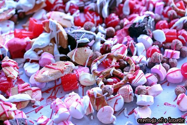 Valentine's Day Cherrylicious Trash