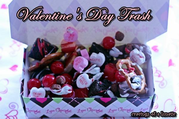 Valentine's Day Trash