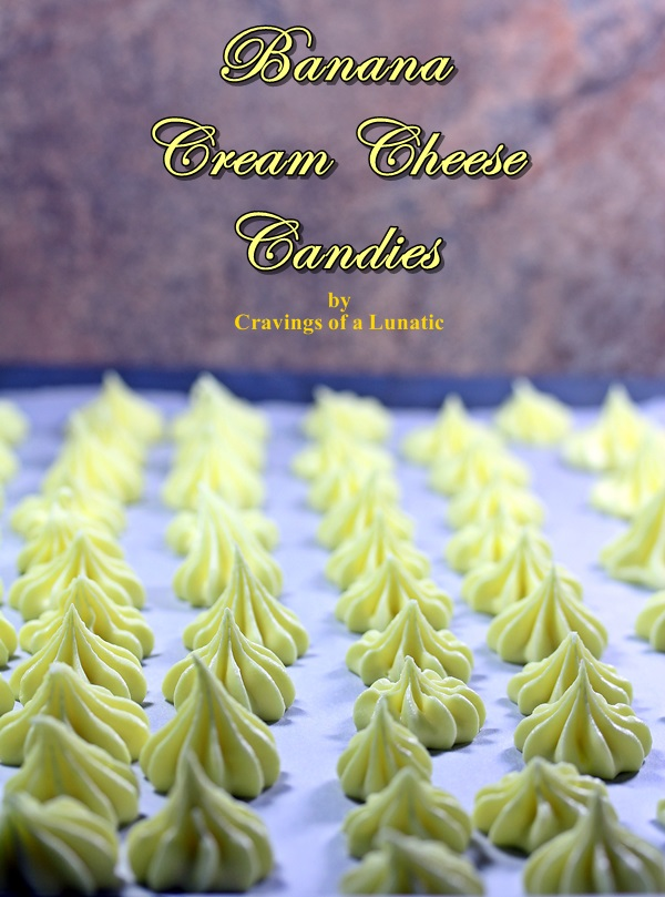 Cream Cheese Candies #sundaysupper | Cravings of a Lunatic