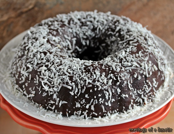Recipe Blue Hawaii Bundt Cake