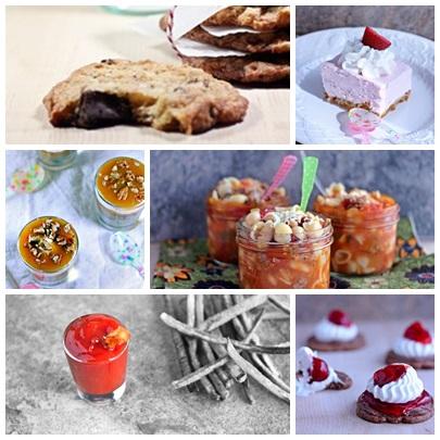 Cravings of a Lunatic Recipes