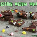 Easter Bark: Two Ways (Creme Egg Bark & Jelly Bean Bark)
